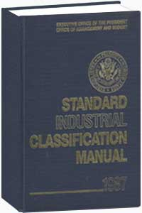 SIC Classification Codes List