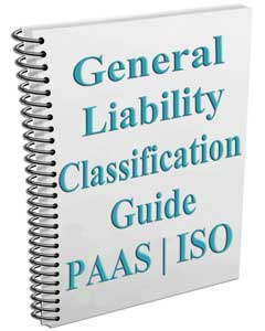 General Liability Classification Guide