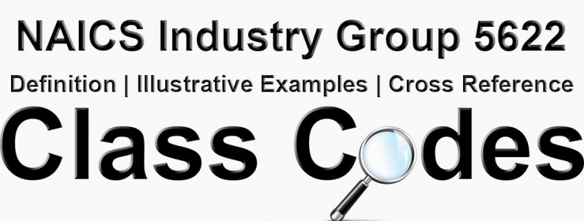 NAICS 4 Digit Industry Group 5622